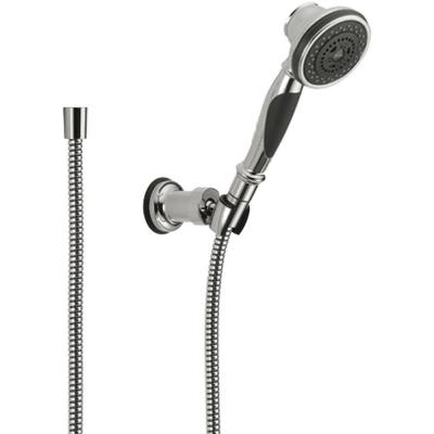 3-Spray Wall-Mount Hand Shower in Chrome