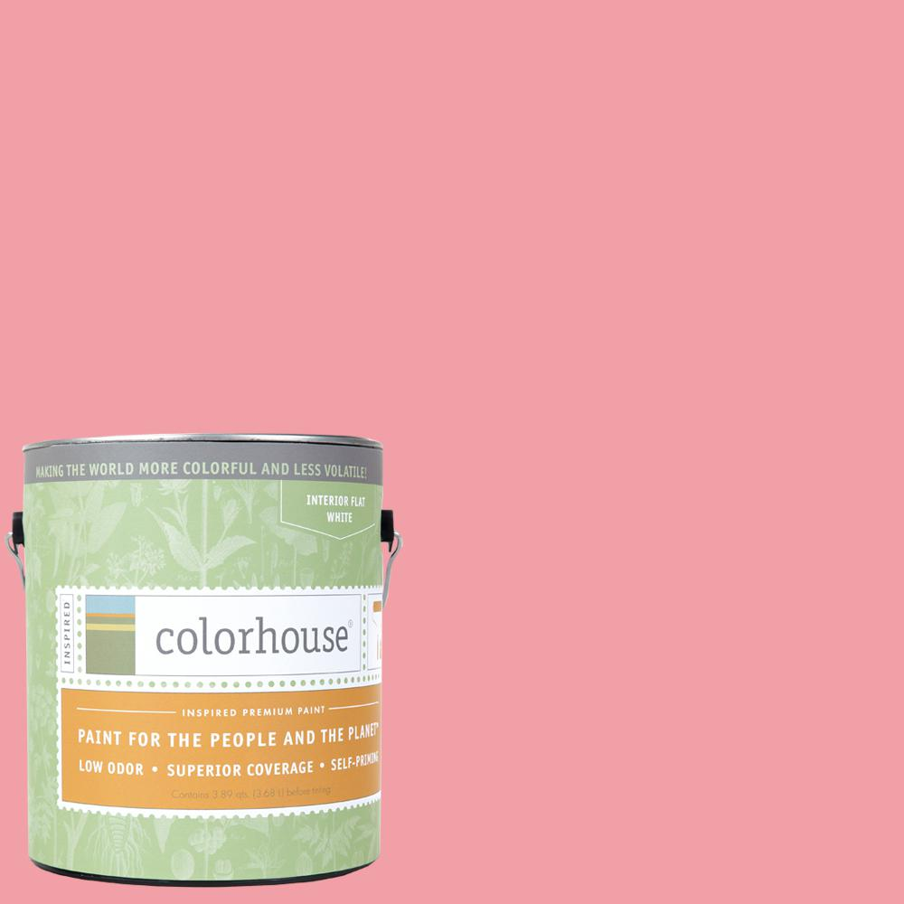 Colorhouse 1 gal. Petal .03 Flat Interior Paint-461536 - The Home Depot