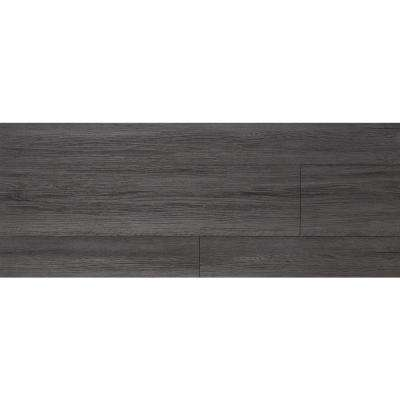 Bont Charcoal Oak 7 in. x 42 in. Rigid Core Luxury Vinyl Plank Flooring (20.8 sq. ft. / case)