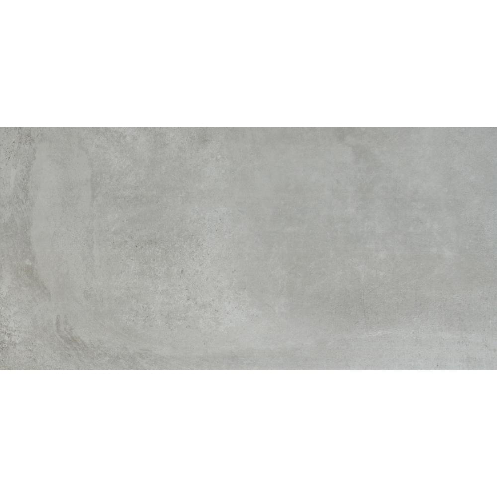 7704552ec28f32 Cotto Grigio 12 in. x 24 in. Glazed Porcelain Floor and Wall Tile (16 sq.  ft.   case)
