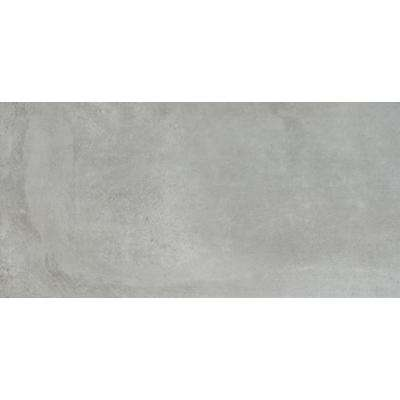 Cotto Grigio 12 in. x 24 in. Glazed Porcelain Floor and Wall Tile (16 sq. ft. / case)