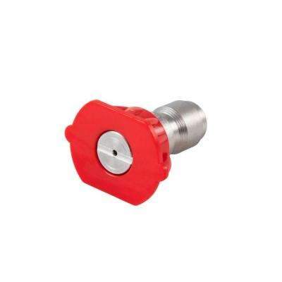 Universal 0° Spray Nozzle for Gas Pressure Washers