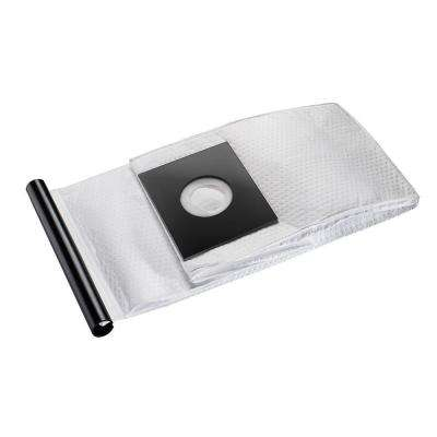 9 Gallon Reusable Fleece Dust Extractor Filter Bag for Use with VAC090A and VAC090S