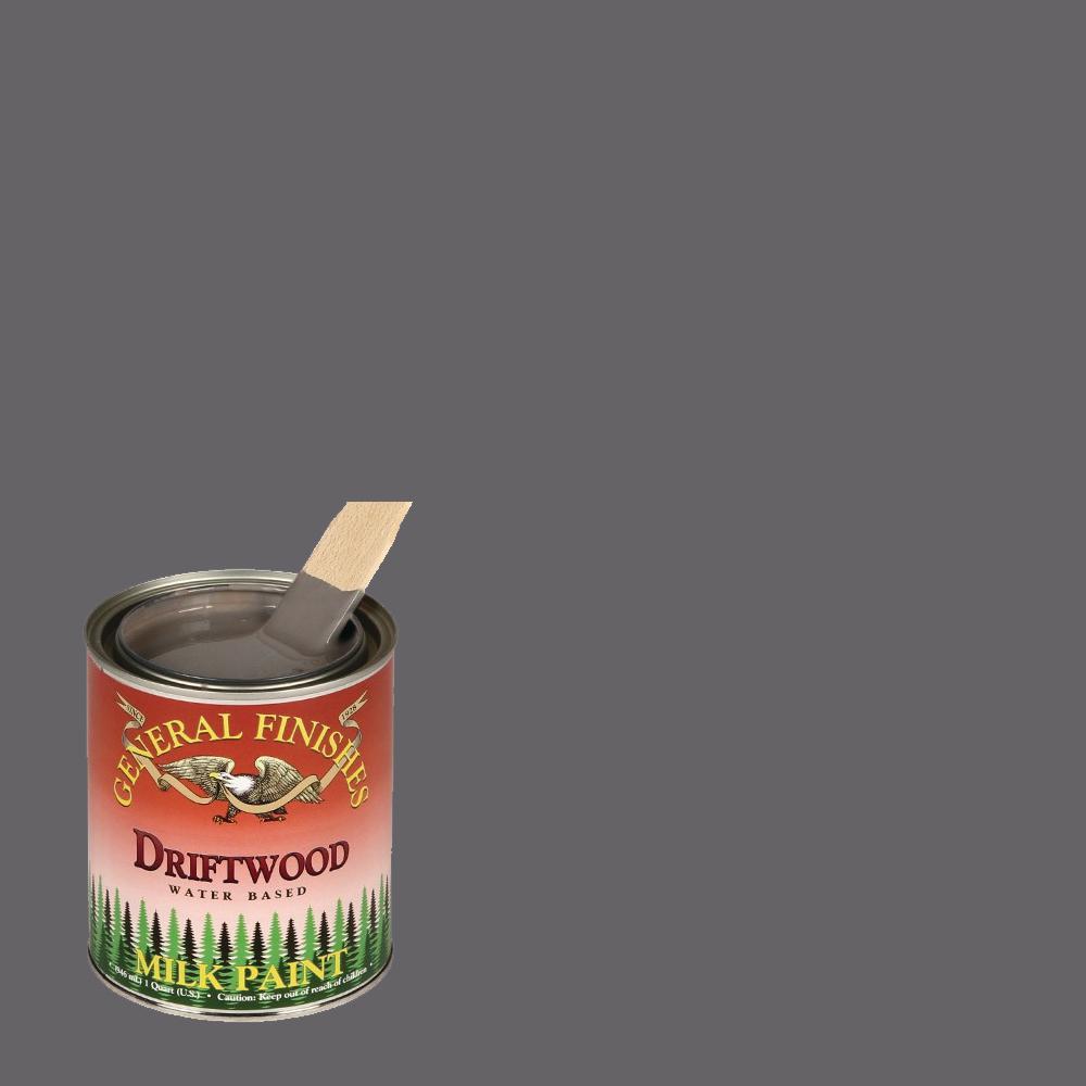 1-qt. Driftwood Interior/Exterior Milk Paint