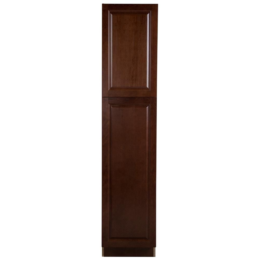 Kitchen Pantry At Home Depot: Hampton Bay Cambridge Assembled 84x24x24.5 In. Pantry