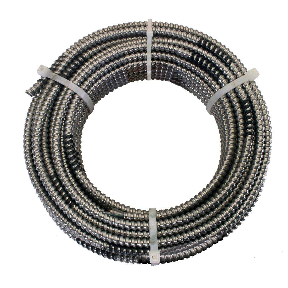 AFC Cable Systems 12/2 x 500 ft. MC Lite Cable-2104S45-00 - The Home ...