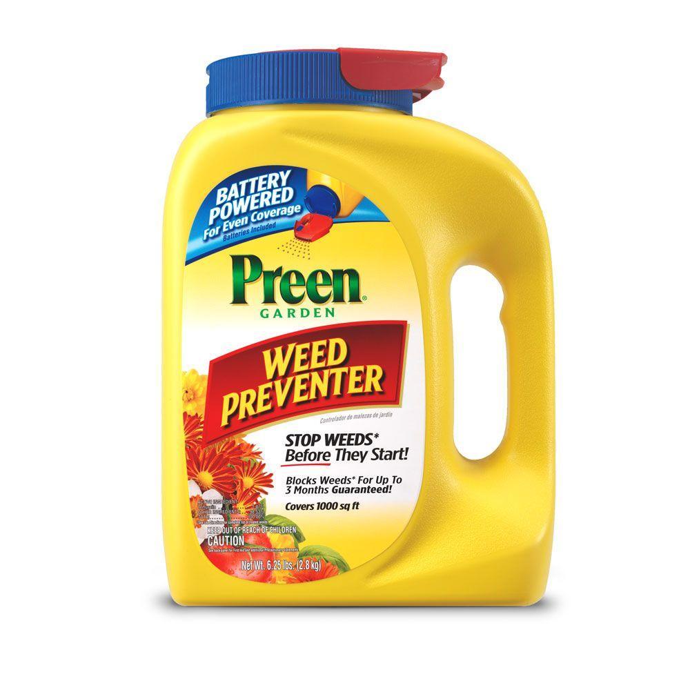 Power Spreader Garden Weed Preventer