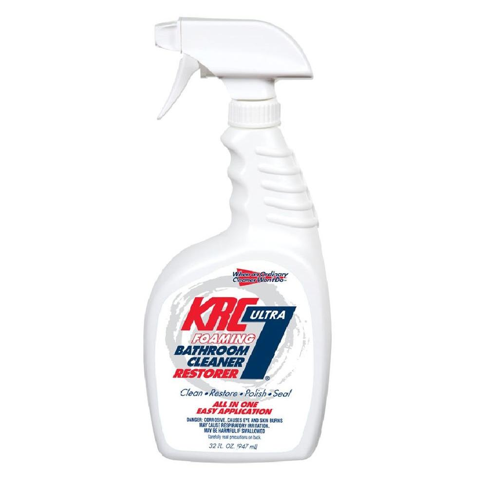 KRC-7 32 oz. Ultra Foaming Bathroom Cleaner