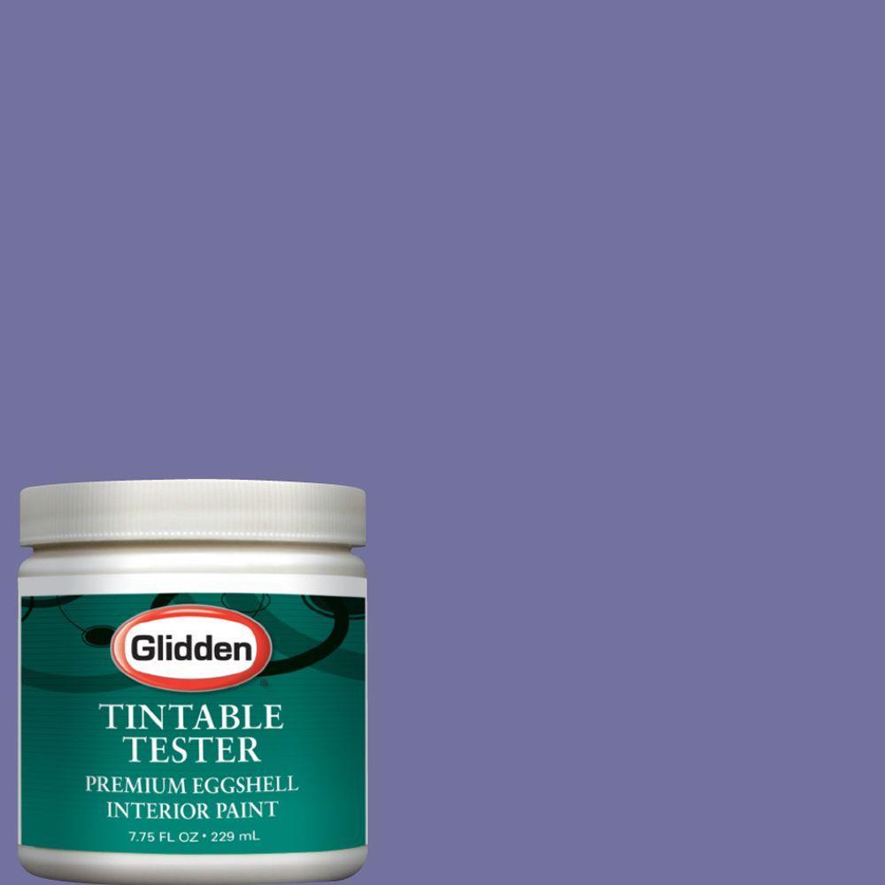 Glidden Premium 8 oz. Purple Twilight Interior Paint Tester