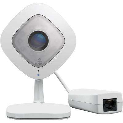 Arlo Q Plus a 1,080p HD Security Camera with Audio and Ethernet