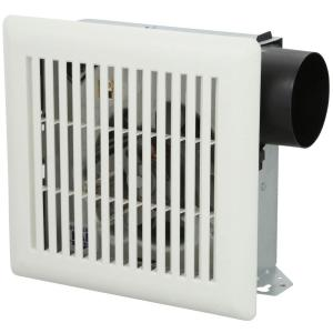 Nutone Bathroom Fan With Light nutone 50 cfm ceiling exhaust bath fan with light-763n - the home