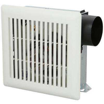 Under 79 bath fans bathroom exhaust fans the home depot 50 cfm wallceiling mount exhaust bath fan aloadofball Choice Image