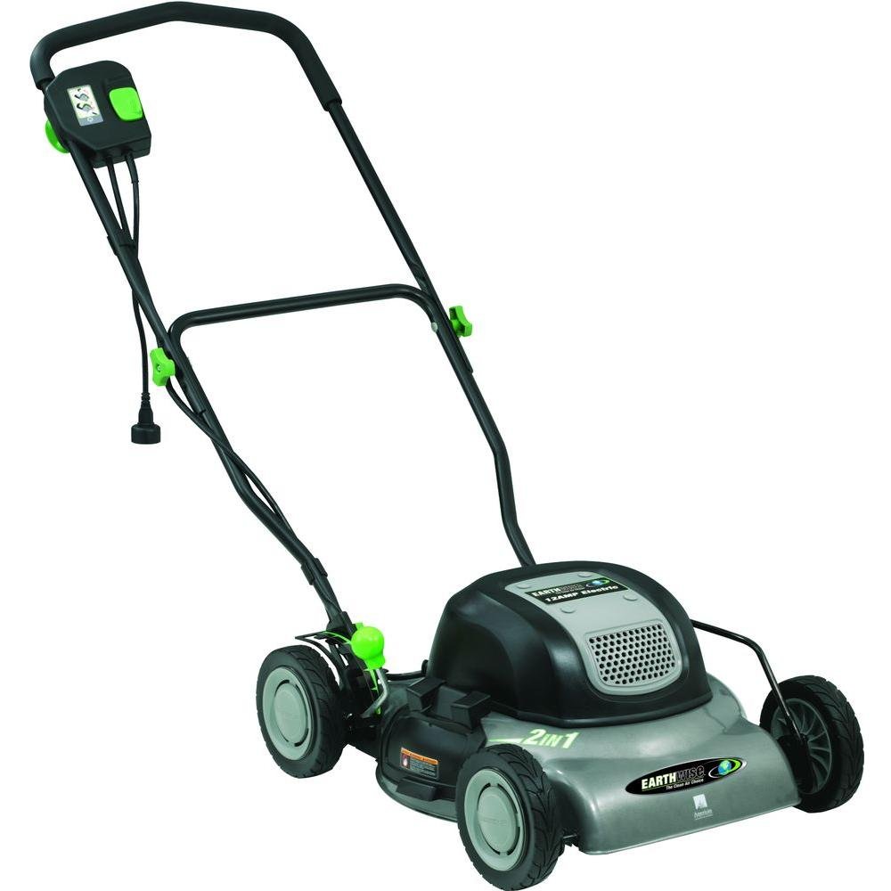 Earthwise 18 in. Corded Electric Lawn Mower-DISCONTINUED