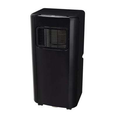 8,000 BTU Portable Air Conditioner for 400 sq. ft. Cooling Area with Dehumidifier