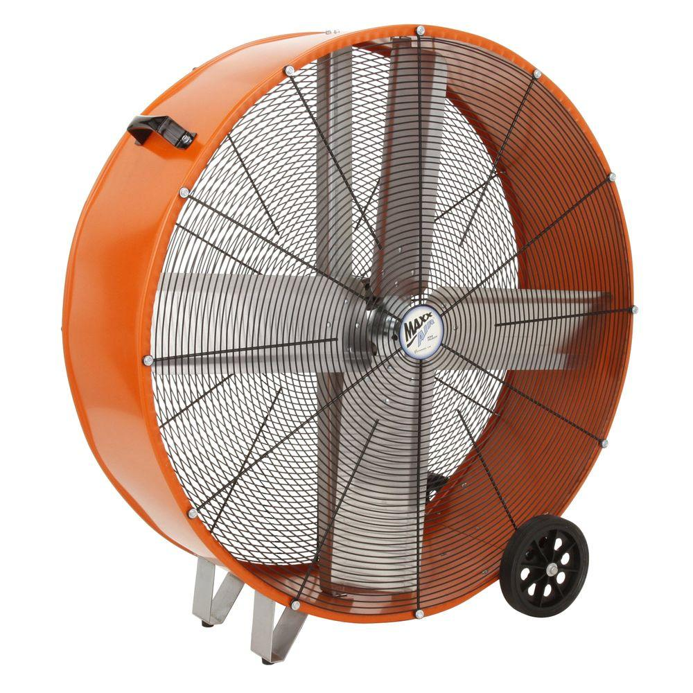 Ventamatic 36 in. 2 speed Direct Drive Barrel or Drum Fan-DISCONTINUED