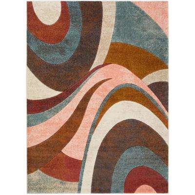 Home Dynamix 8 X 10 Abstract Area Rugs Rugs The Home Depot