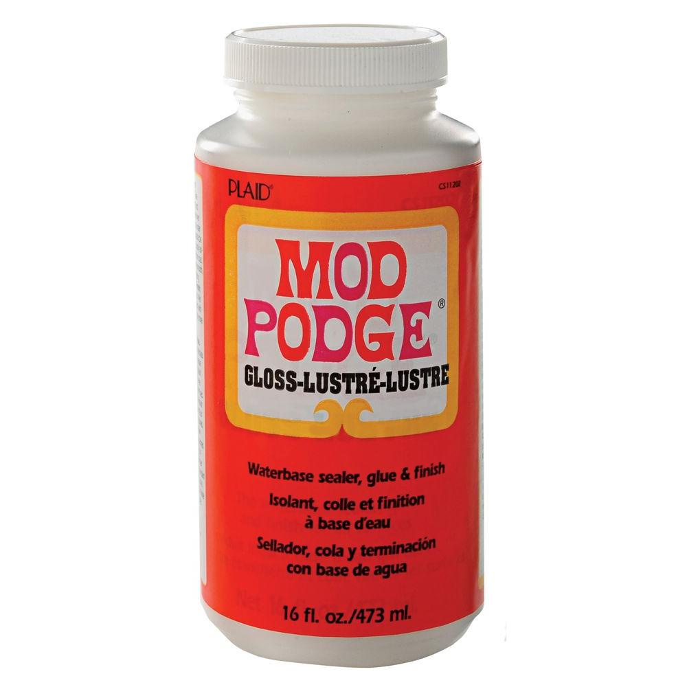 Mod Podge 16 oz. Gloss Decoupage Glue