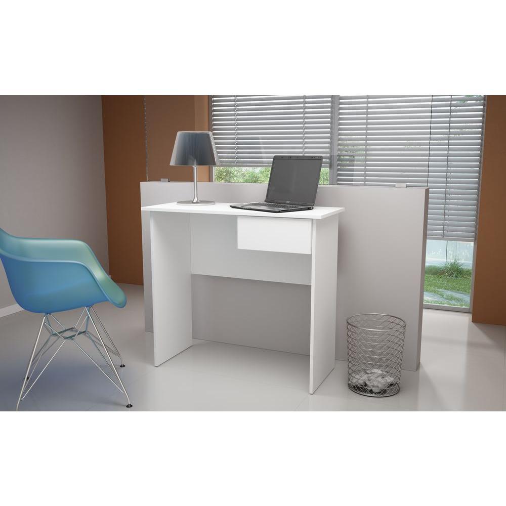 Cosenza White Desk
