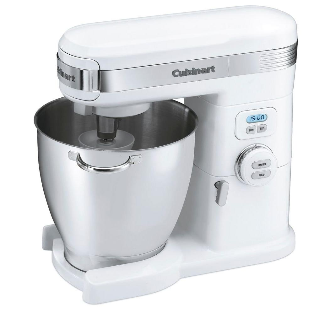 Cuisinart 7 Qt. 12-Speed White Stand Mixer
