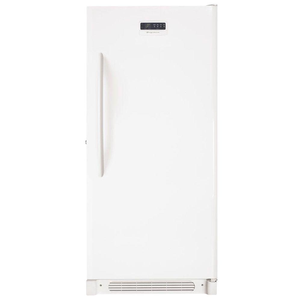 Frigidaire 20.5 cu. ft. Upright Freezer in White