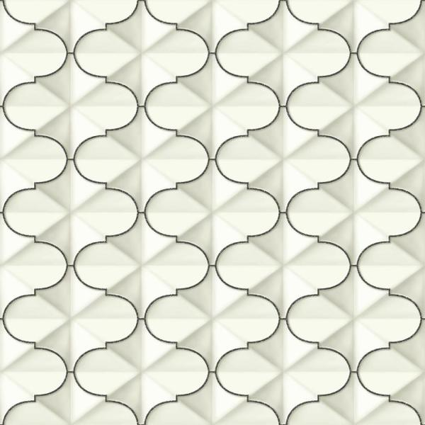 York Wallcoverings Ashford House Frances Wallpaper SW7420