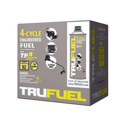 TruFuel 4-Cycle Ethanol-Free Fuel (6-Pack)
