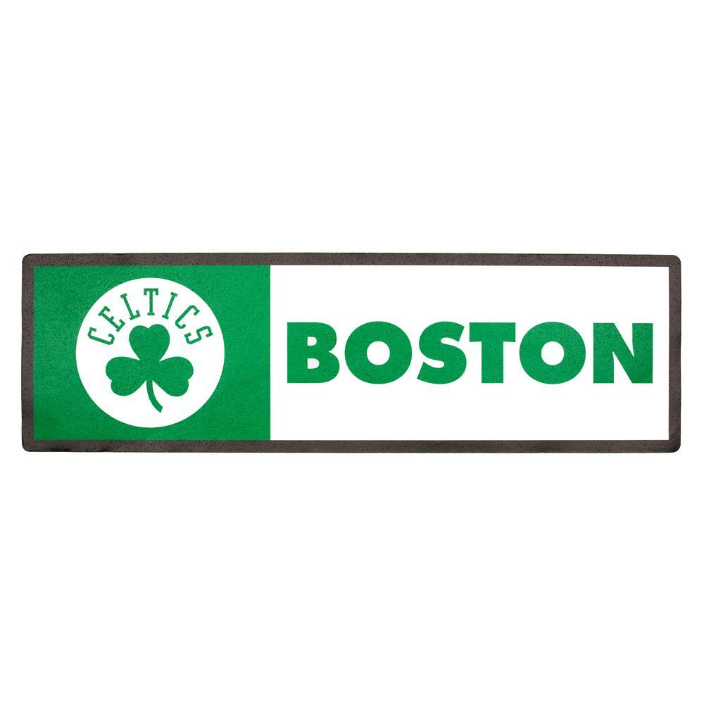 NBA Boston Celtics Outdoor Step Graphic