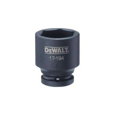 1/2 in. Drive 28 mm 6-Point Impact Socket