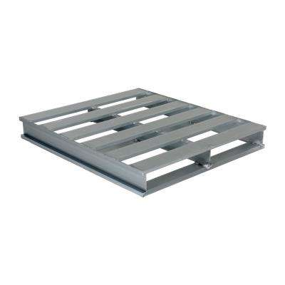 4,000 lb. 42 in. x 48 in. Heavy Duty Aluminum Pallet