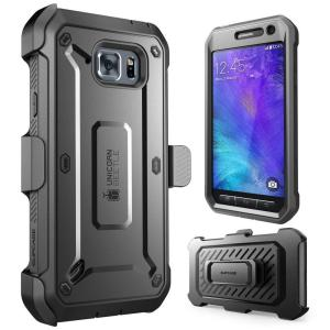 promo code 74c05 b0187 SUPCASE Galaxy S6 Active Unicorn Beetle Pro Full Body Case with Holster,  Black-SUP-GalaxyS6-Active-BeetlePro-BlackBlack - The Home Depot