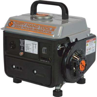 800-Watt Gasoline Powered Portable Generator with OEM Branded