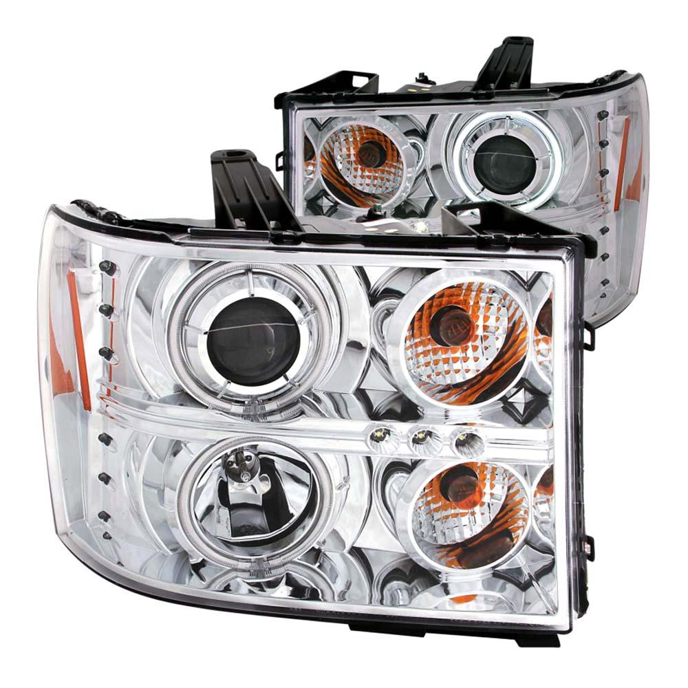 Xenon Headlights GMC Acadia, GMC Acadia Xenon Headlights