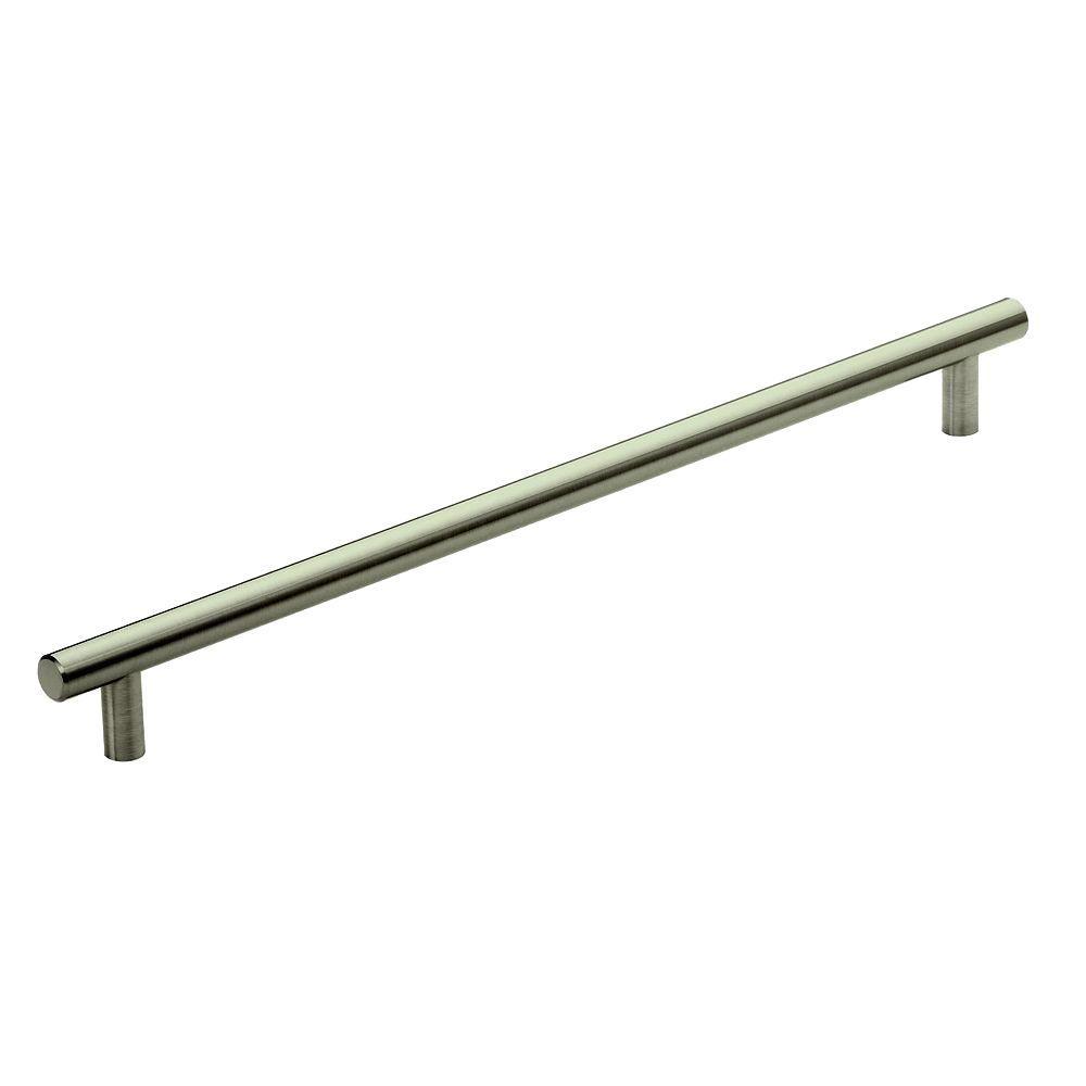 Amerock 18 in. Stainless-Steel Bar Appliance Pull