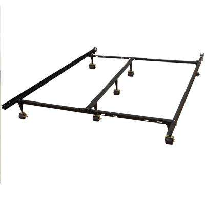 Hercules Queen  Universal Heavy Duty Metal Bed Frame