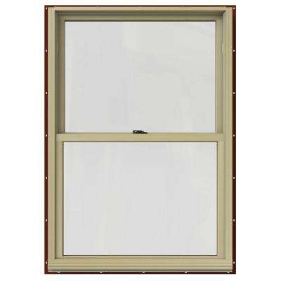 30.125 in. x 48.75 in. W-2500 Double Hung Clad Wood Window