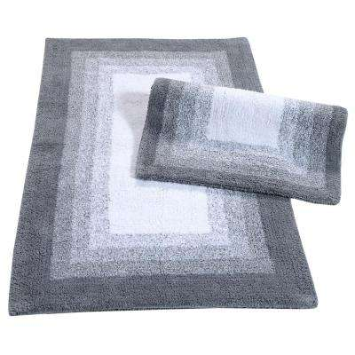 Whitney Ombre Reversible Hi Rise Grey 21 In X 34 2 Piece