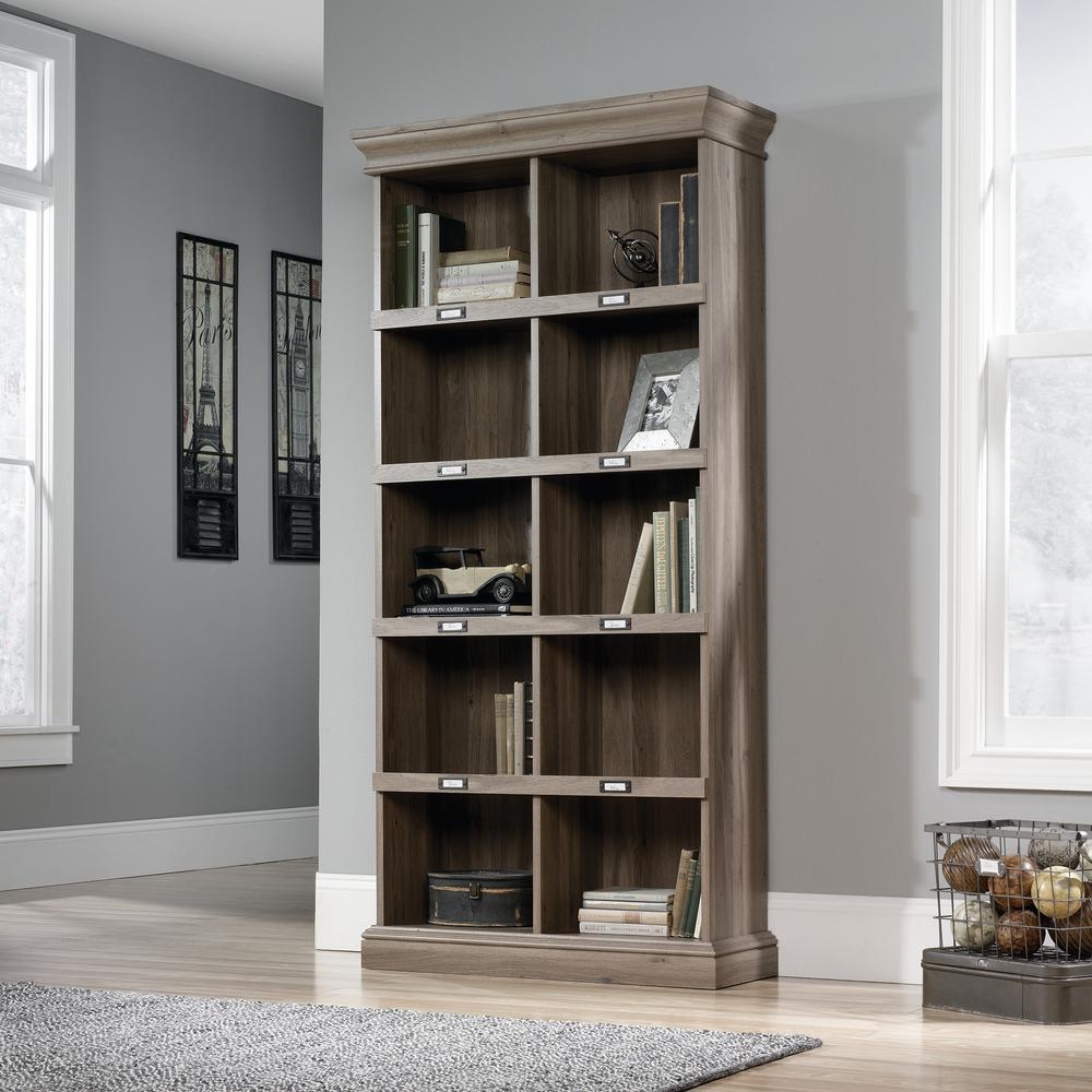 Barrister Lane Salt Oak Open Bookcase