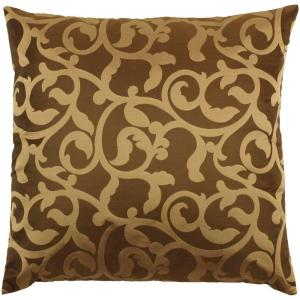 Artistic Weavers LovelyC1 18 inch x 18 inch Decorative Down Pillow by Artistic Weavers