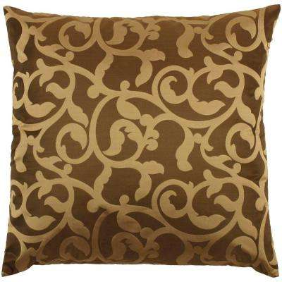 LovelyC1 18 in. x 18 in. Decorative Pillow