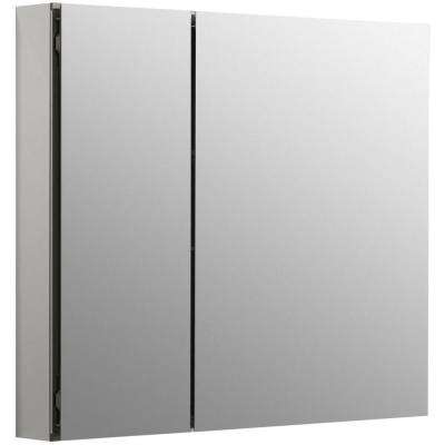 CLC 30 in. x 26 in. Recessed or Surface Mount Medicine Cabinet