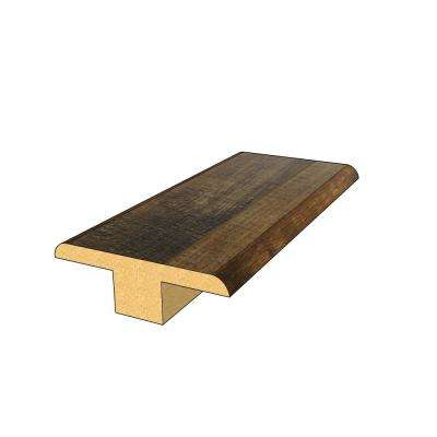 Homestead 0.47 in. Thick x 1.77 in. Wide x 94.49 in. Length Laminate Flooring T-Molding