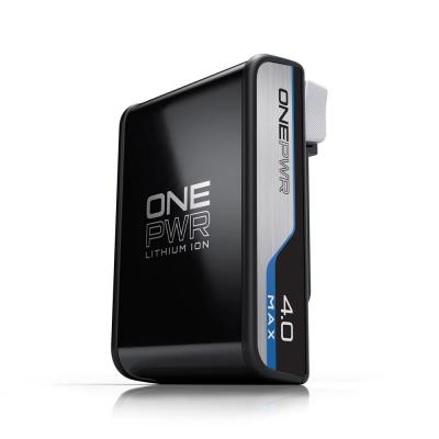 ONEPWR 4.0 Ah MAX Lithium-Ion Battery