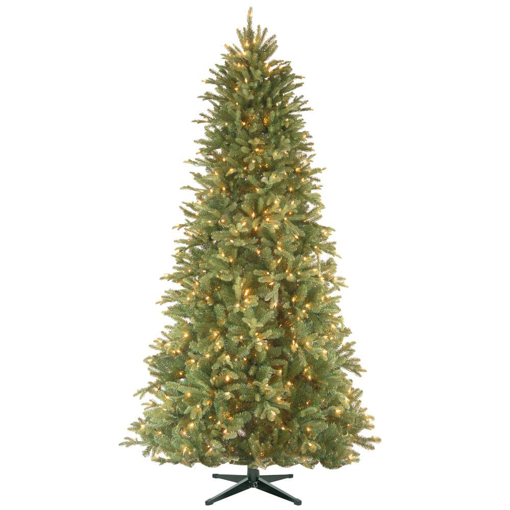 9 Ft Slim Artificial Christmas Trees