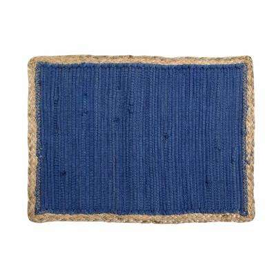 Element Border Midnight Blue Placemats