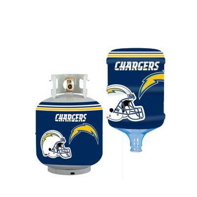 San Diego Chargers Propane Tank Cover/5 Gal. Water Cooler Cover