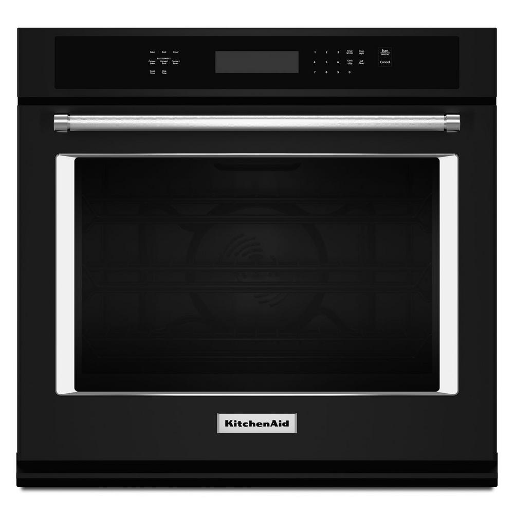 This Review Is From 30 In Single Electric Wall Oven Self Cleaning With Convection Black