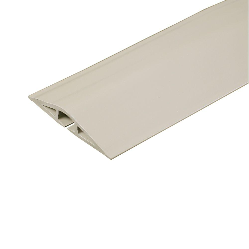 Channel Over Floor Cord Protector