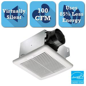 Delta Breez GreenBuilder Series 100 CFM Ceiling Bathroom Exhaust Fan by Delta Breez