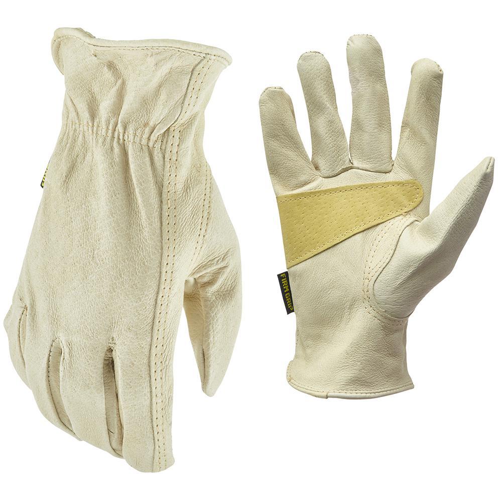 Grain Pigskin Small Work Gloves