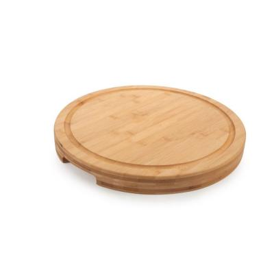 Pro Chef Iris Bamboo Chop Block with Juice Well